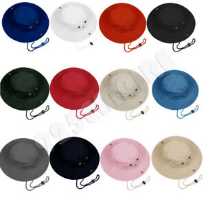 Summer Bucket Hat Fishing Boonie Hunting Camping For Women#x27;s