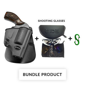 BUNDLE Fobus belt retention  for smith & wesson 357640649442.38 s&w special