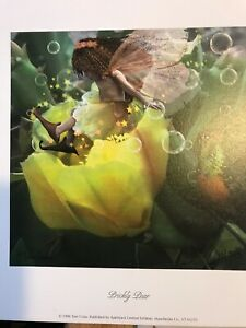 """2 Tom Cross """"Prickly Bearquot; Signed Lithographs 1998 #D 395 $50.00"""