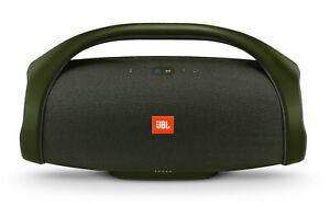 JBL Boombox Portable Speaker System - Forest Green - BRAND NEW - FACTORY SEALED