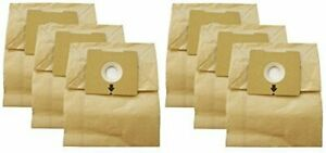 Bissell Replacement Dust Bag (2) 3pks 4122 Series Replaces #2138425 6 total bags
