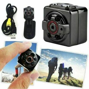 Mini Camera SQ8 Full HD 1080P Camcorder Spy Cameras with Night Vision