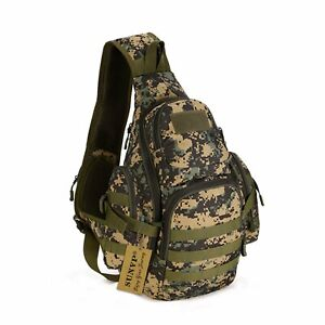 Military Tactical Hunting Hiking Camping Backpack Outdoor Portable Shoulder Bag