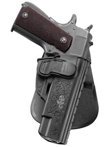 Fobus Holster 1911CH for Remington 1911 R1 9mm & .45cal without rails