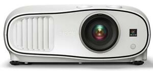 Epson Home Cinema 3500 1080p 3D 3LCD Home Theater Projector w Remote