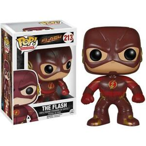 DC The Flash #213 - The Flash - Funko Pop! Television - Brand New