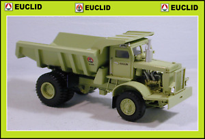 1 50 Euclid R 24 Quarry Dump Resin Model CLEARANCE $$$ FREE SHIPPING