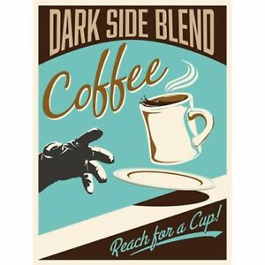 Star Wars Dark Side Blend by Steve Thomas Gallery-Wrapped Giclee Art Print $205.25