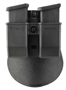 Fobus Holster 6912N for Double Magazine Pouch for Single-Stack 9mm Magazines