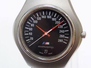 BMW M3 M5 Z3 Z4M Z4 M Power M Coupe Motorsport Sport Racing Speedometer Watch GBP 149.95