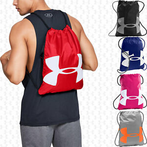 Under Armour Ozsee Drawstring Sackpack Backpack 1240539 FREE SHIPPING!