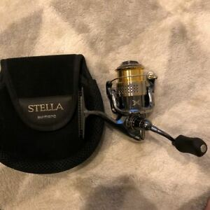 Shimano 10 Stella 1000 PGS good product