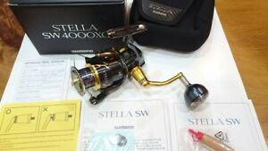 Shimano 13 Stella SW 4000 XG second-hand goods