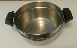 1801 REVERE WARE STAINLESS 8