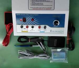 Skin Cautery Unit For Removal Of Warts Mole Hair Etc Used By Dermatologist