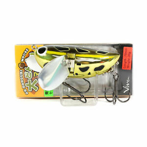 [Viva] OH Donguri Mouse Hyper Clapper Sound Floating Lure 198N - 5755
