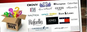 NEW Department of Store 300 Pieces MenWomen Apparel Many Designer Brand Names