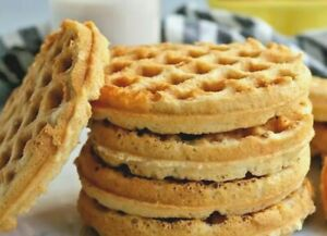Belgian waffles. Yummy recipe. Only 1 cent!!
