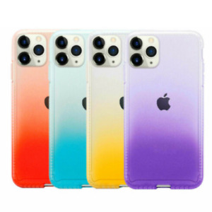 Tech 21 Pure Ombré  Shockproof Case Bumper For Apple iPhone X/Xs/Xr/Xs Max