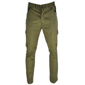 Genuine CZ czech army combat pants M85 O.D olive military field trousers NEW