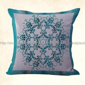 wholesale sofa pillows boho mandala yoga meditation cushion cover