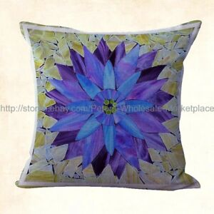 mandala flower yoga meditation cushion cover inexpensive decorative