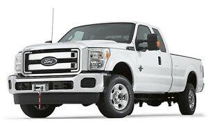 Winch Mount-Hidden Kit Winch Mounting System fits 08-10 Ford F-350 Super Duty