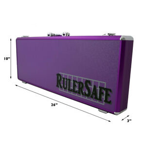 RulerSafe Case for Quilting Rulers in Purple $79.95