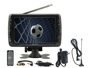 Portable TV Rechargeable 7
