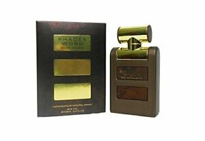 Armaf Shades Wood Cologne for Men 3.4 oz EDT Spray New in Box