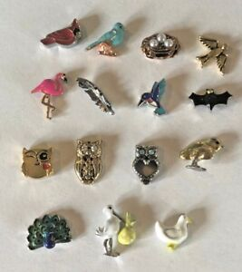 Origami Owl Bird Charms Free Shipping BUY 4 GET FREE CHARM