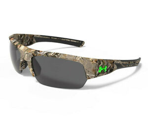 New Under Armour Igniter 2.0 Sunglasses Satin Realtree CamoGrey 8630051-878700