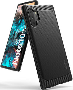 For Samsung Galaxy Note 10 Plus Case Ringke [ONYX] Flexible TPU Shockproof Cover