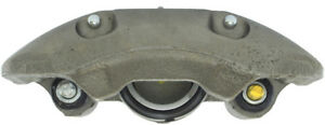 Centric 141.45060 Disc Brake Caliper Semi Loaded Caliper Front Left Reman $29.99