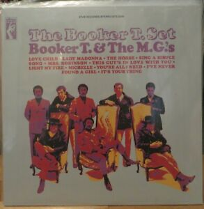 BOOKER T amp; THE MG#x27;S THE BOOKER T SET REISSUE STAX RECORDS SEALED MINT