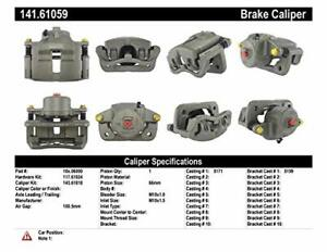 Centric 141.61059 Disc Brake Caliper Semi Loaded Caliper Front Right Reman $29.99