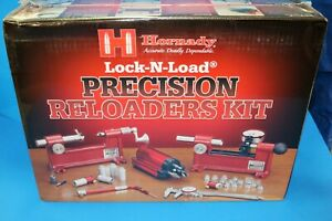 Hornady Lock-N-Load Precision Reloaders Accessory Kit Trimmer Caliper 095150 NEW