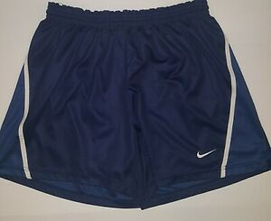 Nike Mens Running Fitness Athletic Shorts NAVY BLUE size XL !!! NO DEFECTS !!!