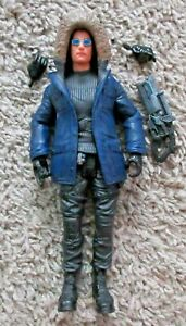 DC COLLECTIBLES CAPTAIN COLD THE FLASH TV SERIES DIRECT RARE