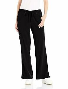 Dickies Women's Xtreme Stretch Fit Drawstring Flare Leg Pant - Choose SZColor
