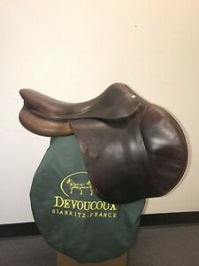 Devoucoux Socoa Saddle 17