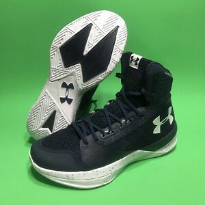 Under Armour Highlight Ace Women's Basketball shoes NavyWhite 1290205-410 Sz 9