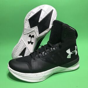 Under Armour Highlight Ace Women's Basketball shoes Black 1290205-010 Size 7