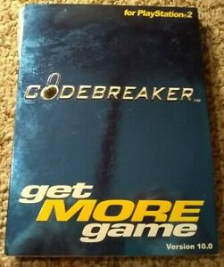 Playstation 2 Codebreaker For Sale