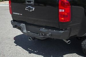 Addictive Desert Designs R371021280103 Stealth Fighter Rear Bumper Fits Colorado