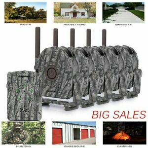 Bestguarder SY-007PLUS 360° Wireless 600M Hunting Trail & Security Alarm System