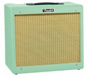 Fender Blues JR IV Surf Green Combo Amp