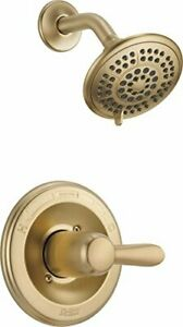 Delta Faucet Lahara 14 Series Single-Function Shower Trim Kit with 5-Spray Touch
