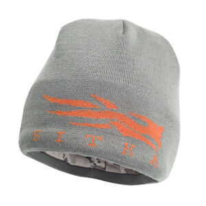Sitka Reversible WS Beanie-WoodsmokeOpen Country-One Size