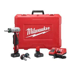 Milwaukee Expansion Tool Kit 12-Volt Lithium-Ion PEX Insulating Battery Cordless
